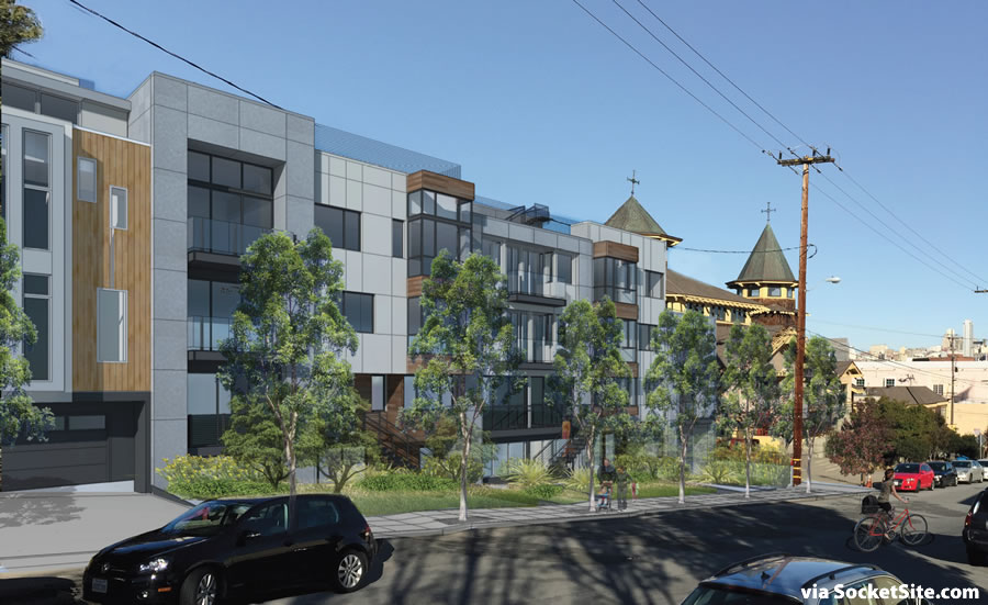 Let There Be Light (and New Condos) on Potrero Hill