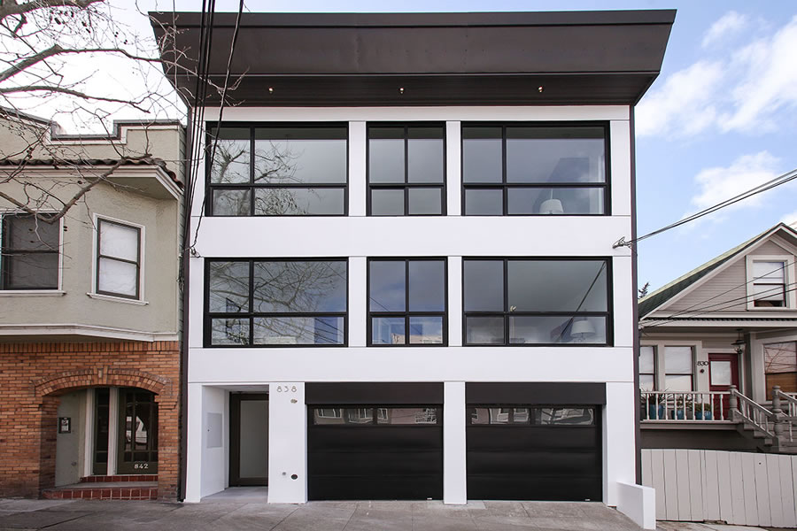 One Day on the Market at $3.55M in Potrero Hill