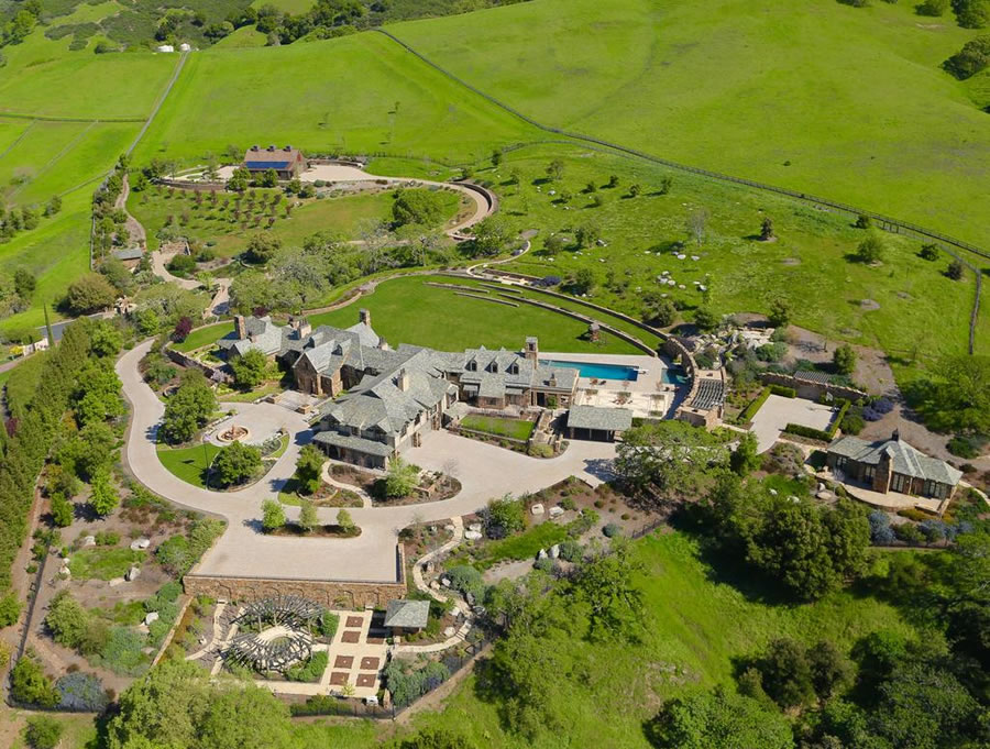 $135 Million East Bay Estate Now Listed for Over $100 Million Less