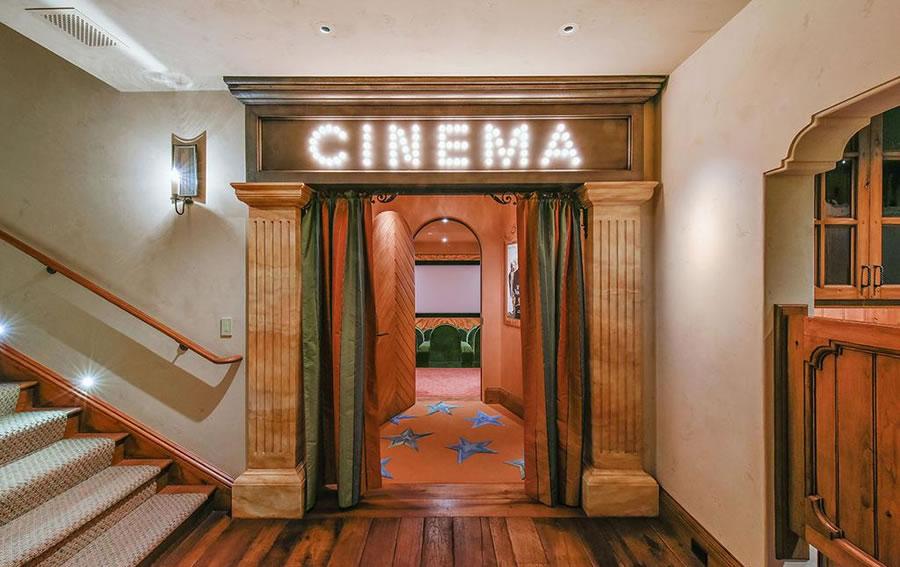 Fieldhaven Estate: Cinema