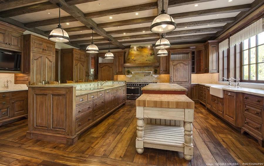 Fieldhaven Estate: Kitchen