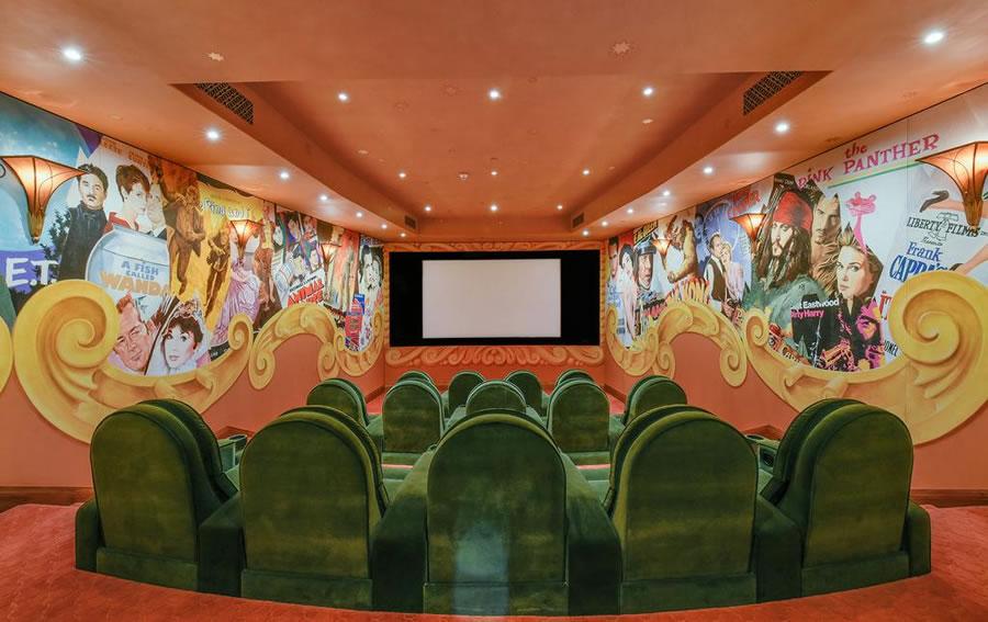 Fieldhaven Estate: Theater