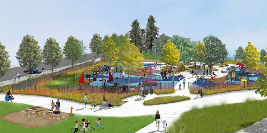 Two New Mission Bay Parks Now Slated for End of Summer Openings