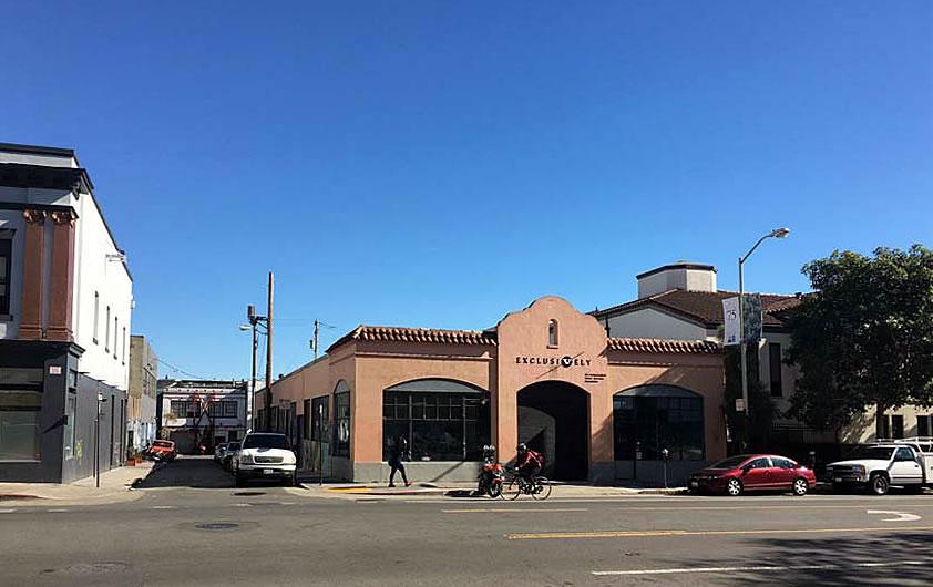 235 Valencia Street Site