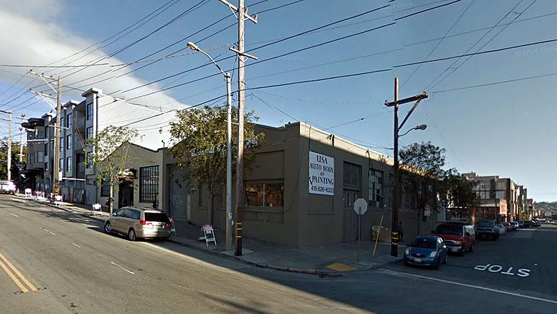 2435-2445 16th Street Site