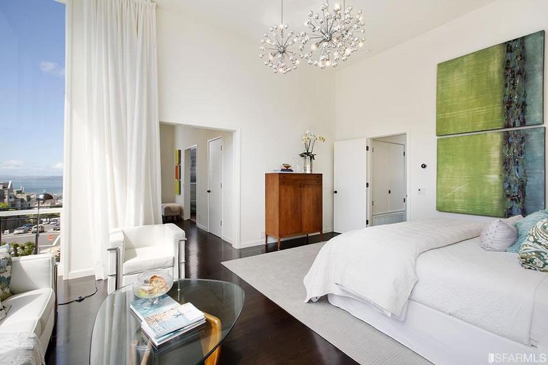2610 Scott Street 2016 - Bedroom