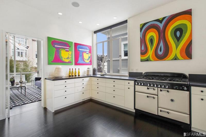 2610 Scott Street 2016 - Kitchen