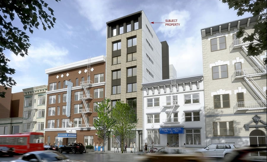 Bigger Cut for Approved Development in the Trendyloin
