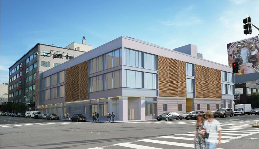 899 Howard Street Reskined