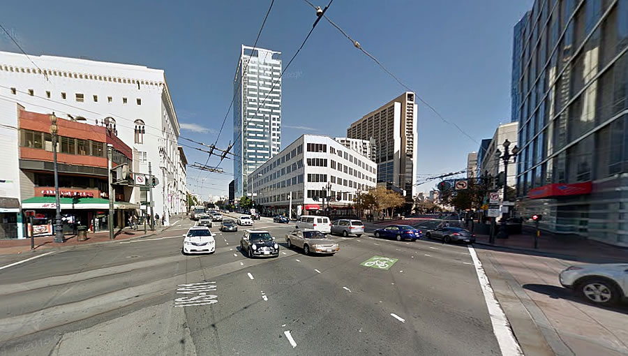 The Grand Plan to Transform the Intersection of Market and Van Ness