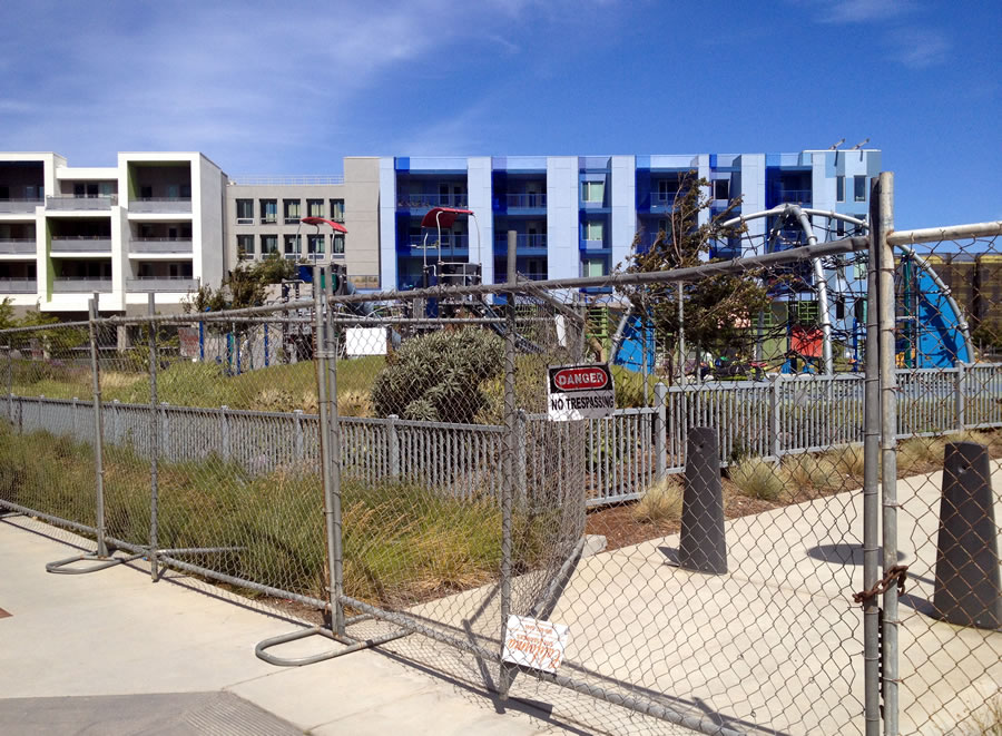 Waylaid Mission Bay Kids' Park Slated to Open