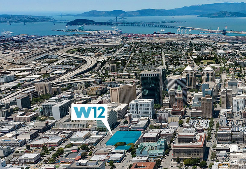 416 Apartments Proposed for a Prominent Oakland Site