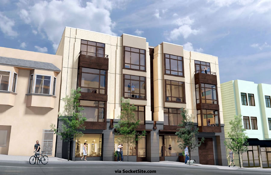 Neighbors Refuse to Yield in Battle over Building up in Nob Hill
