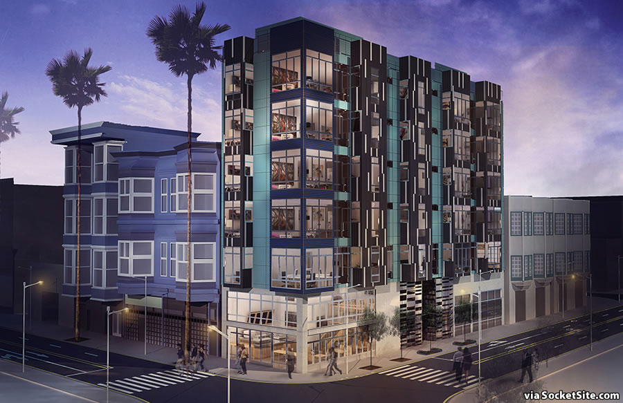 Economic Development Agency Opposes More Height on Mission
