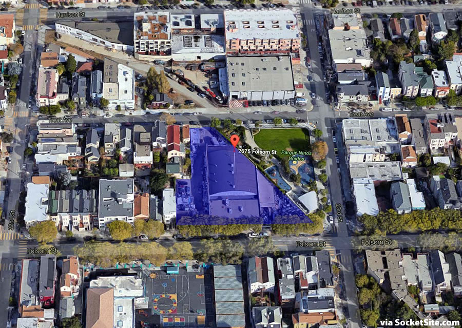 Major Mission District Development Slated for Approval