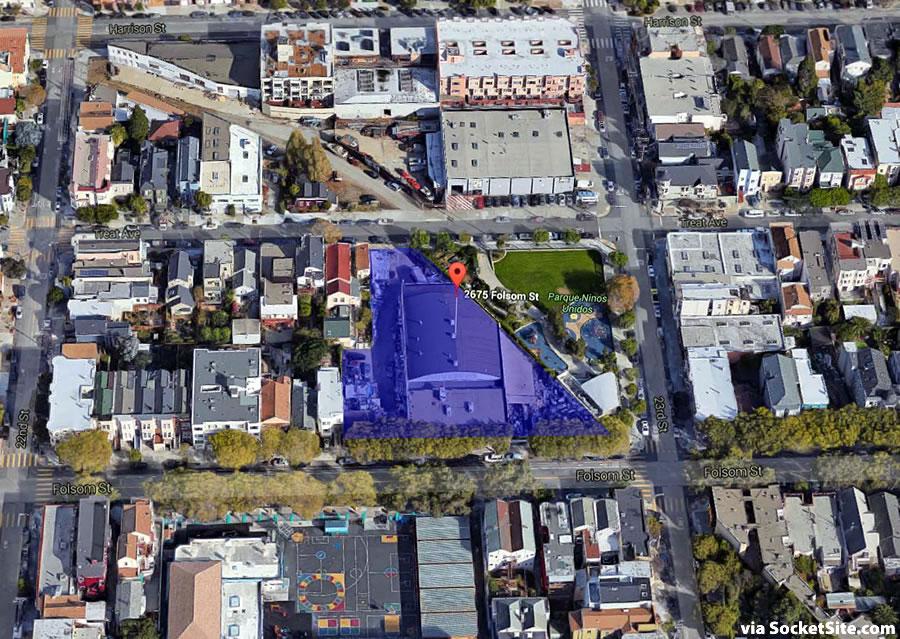 2675 Folsom Street Site