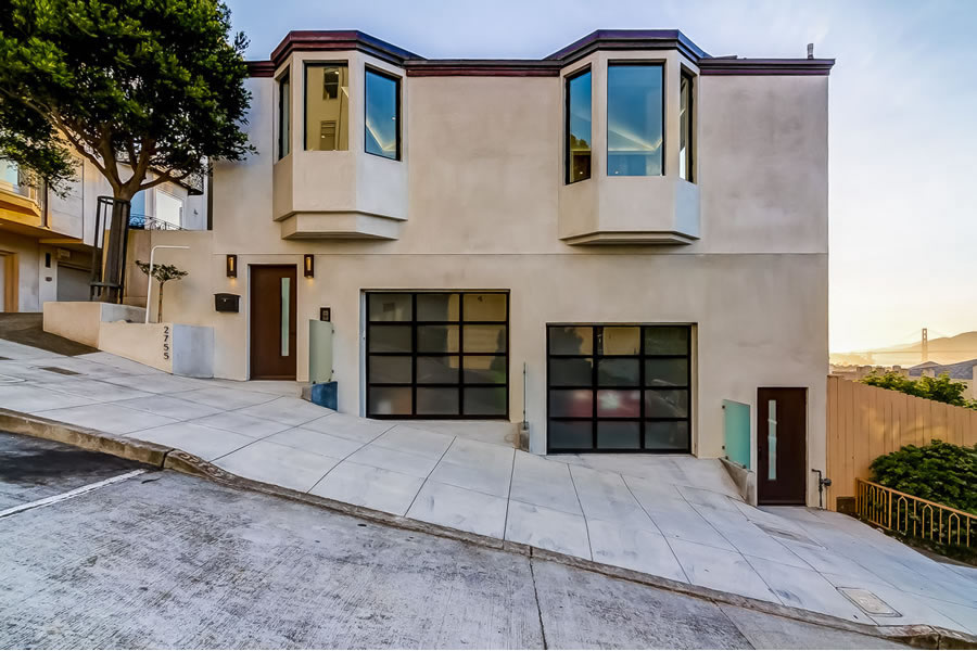 Seized Pac Heights Home Listed with a $14M Price Tag
