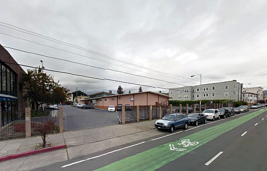 Proposed East Bay Live-Work Lofts on Aisle Five