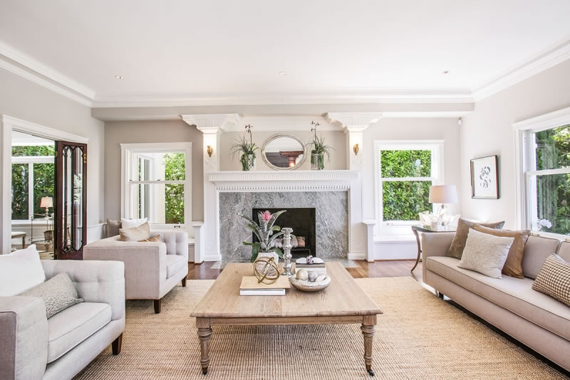 636 Highland Avenue Living