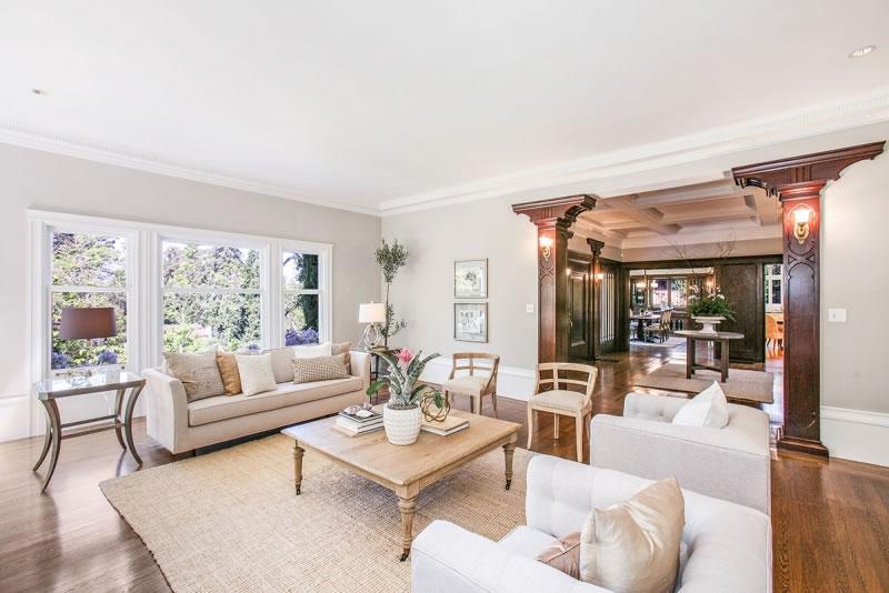 636 Highland Avenue Living2