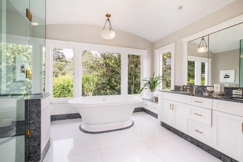 636 Highland Avenue Master Bath