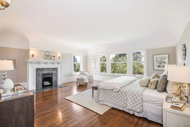 636 Highland Avenue Master Bedroom