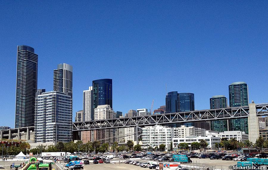 San Francisco Condo Towers 2016