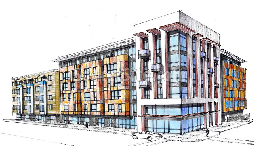 1515 South Van Ness Rendering Refined