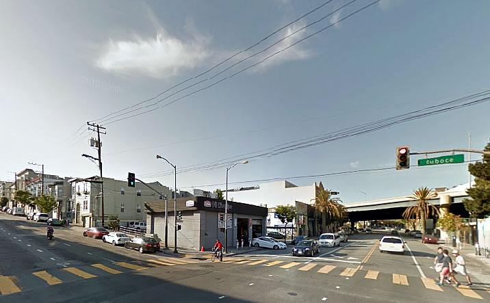 198 Valencia Street Site