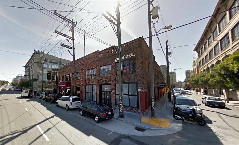 531 Bryant Street Site