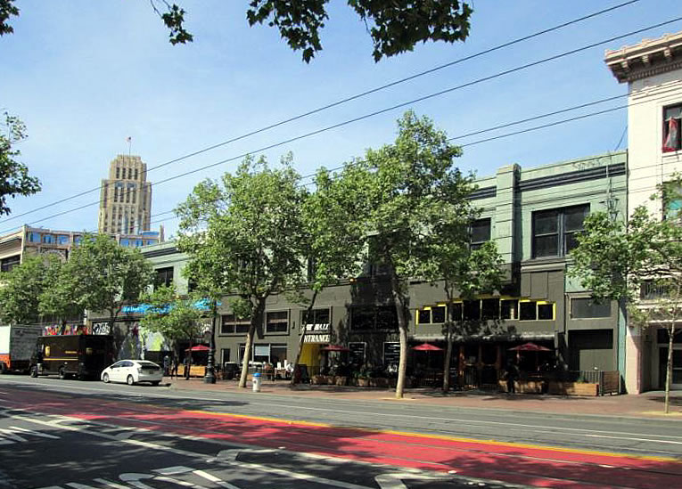 1028 Market Street Site
