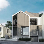 Modern Designs for Making the Most of a Glen Park Lot