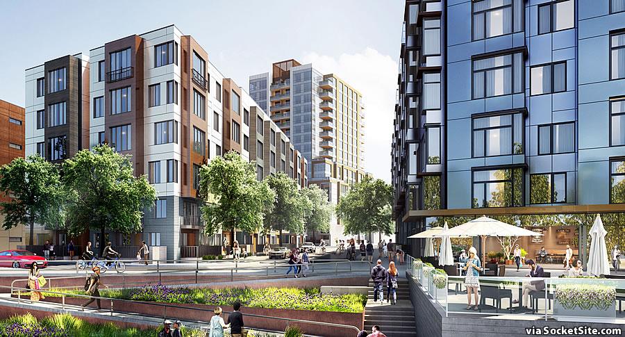 Designs for a New Executive (Park) Neighborhood