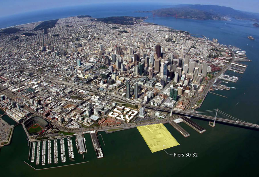 Port Will Solicit Proposals for Contested Waterfront Lot and Piers