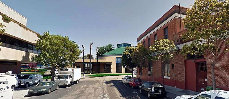 Teatro ZinZanni Development: Vallejo Street View Corridor
