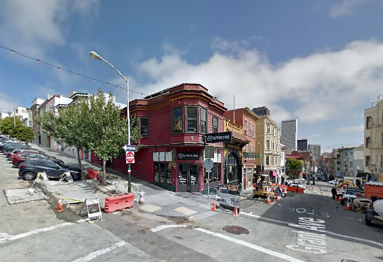 Plans to Convert Storied North Beach Restaurant into Apartments