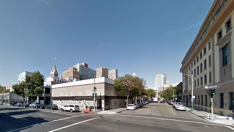 1433 Webster Street Site