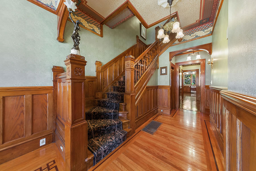 1315 Waller Stairs