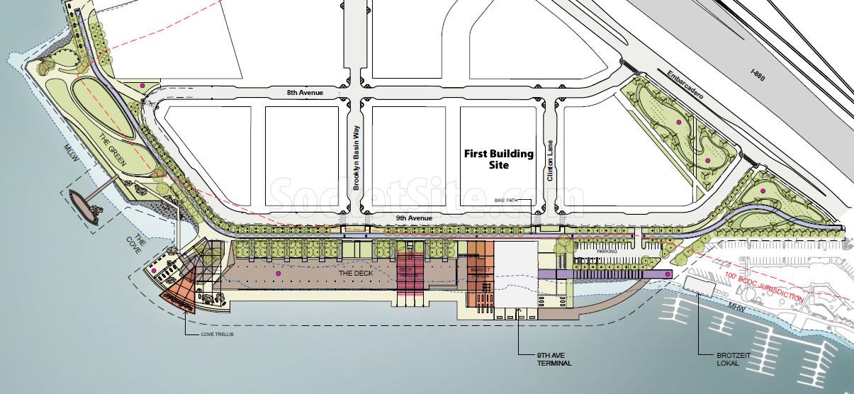 Plans for Future Shoreline Park Refined
