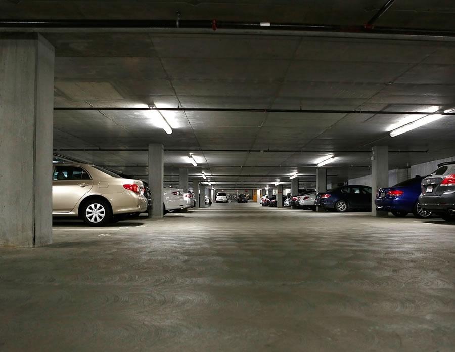 The Palms Garage