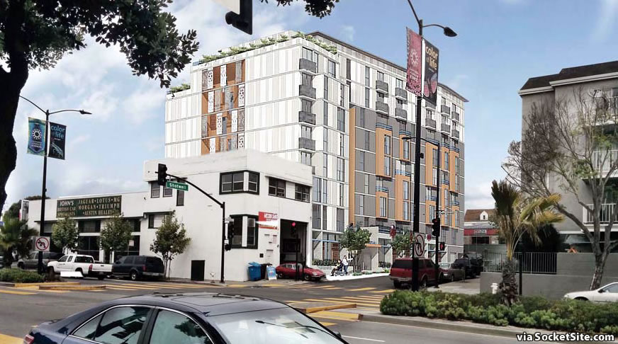 Hearing for Bigger Mission District BMR Development Set
