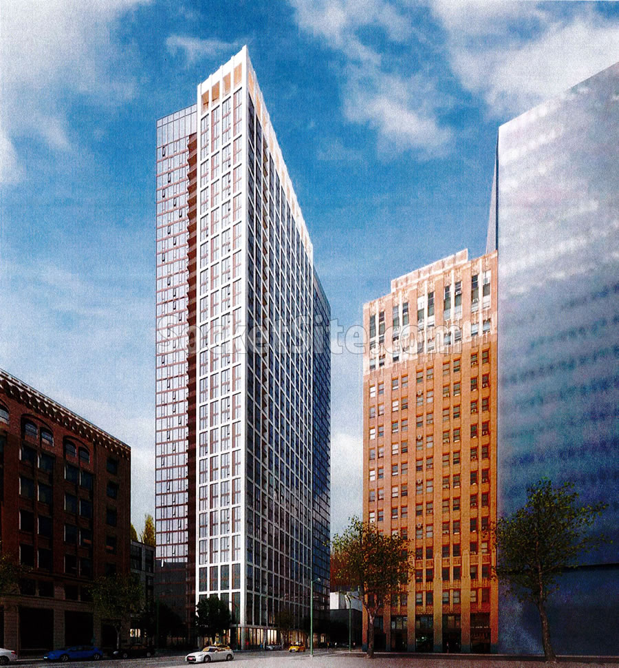 How This Oakland Tower Could Rise up to 399 Feet
