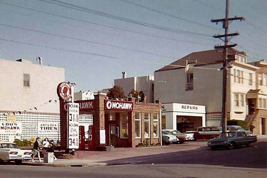 1455 Irving Street Mohawk Station
