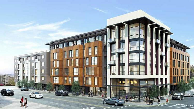1515 South Van Ness Rendering