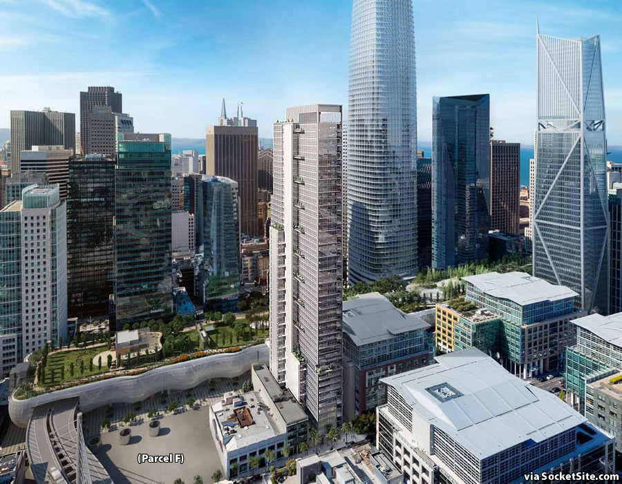 Skinny Transbay District Tower Closer to Reality