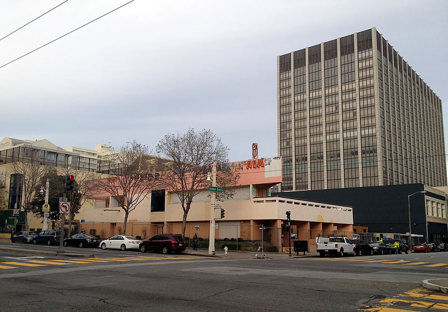 False Hopes for Blighted McDonald's Site Driven by BRT