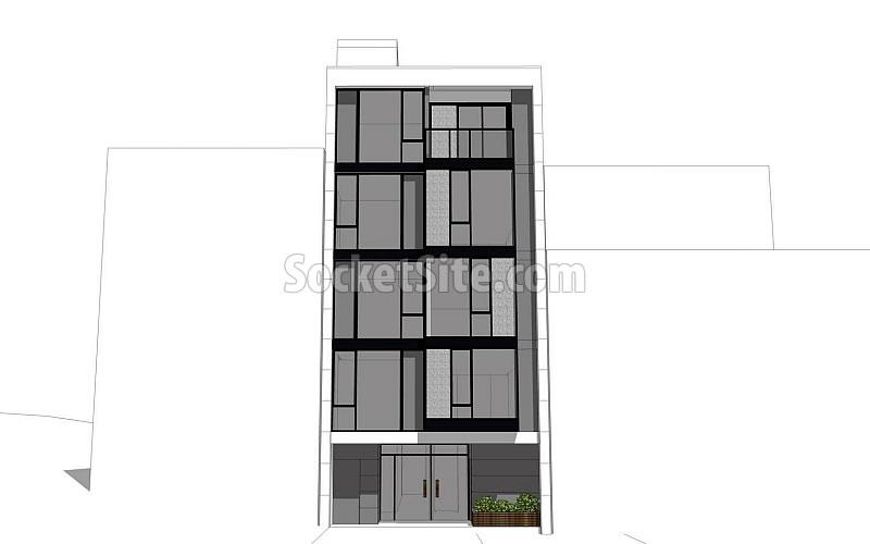 736 Hyde Street Design