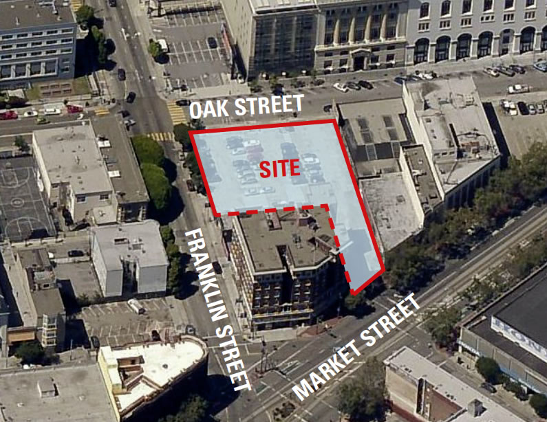 More Height for Hayes Valley Tower as Newly Rendered