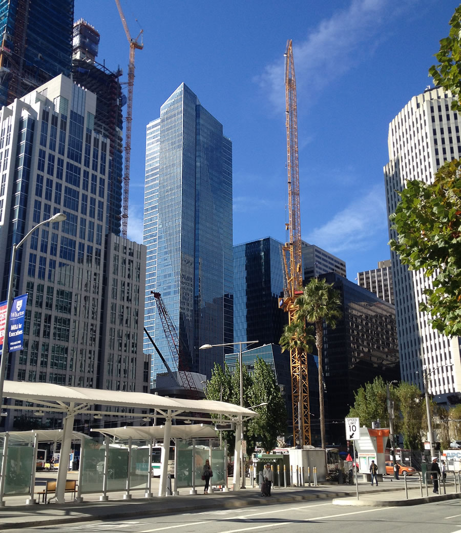 Five More Transbay Transit Center Lawsuits in the Works