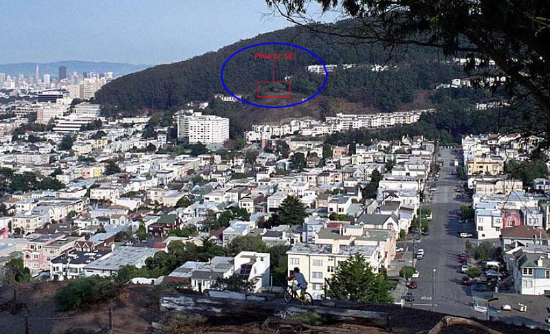 San Francisco Overlook Site
